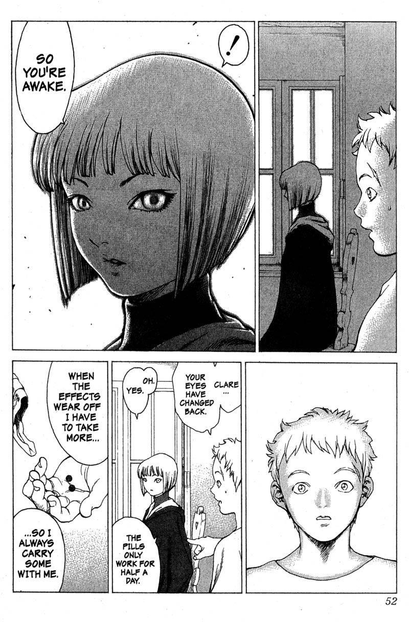 Claymore, Chapter 6 image 005