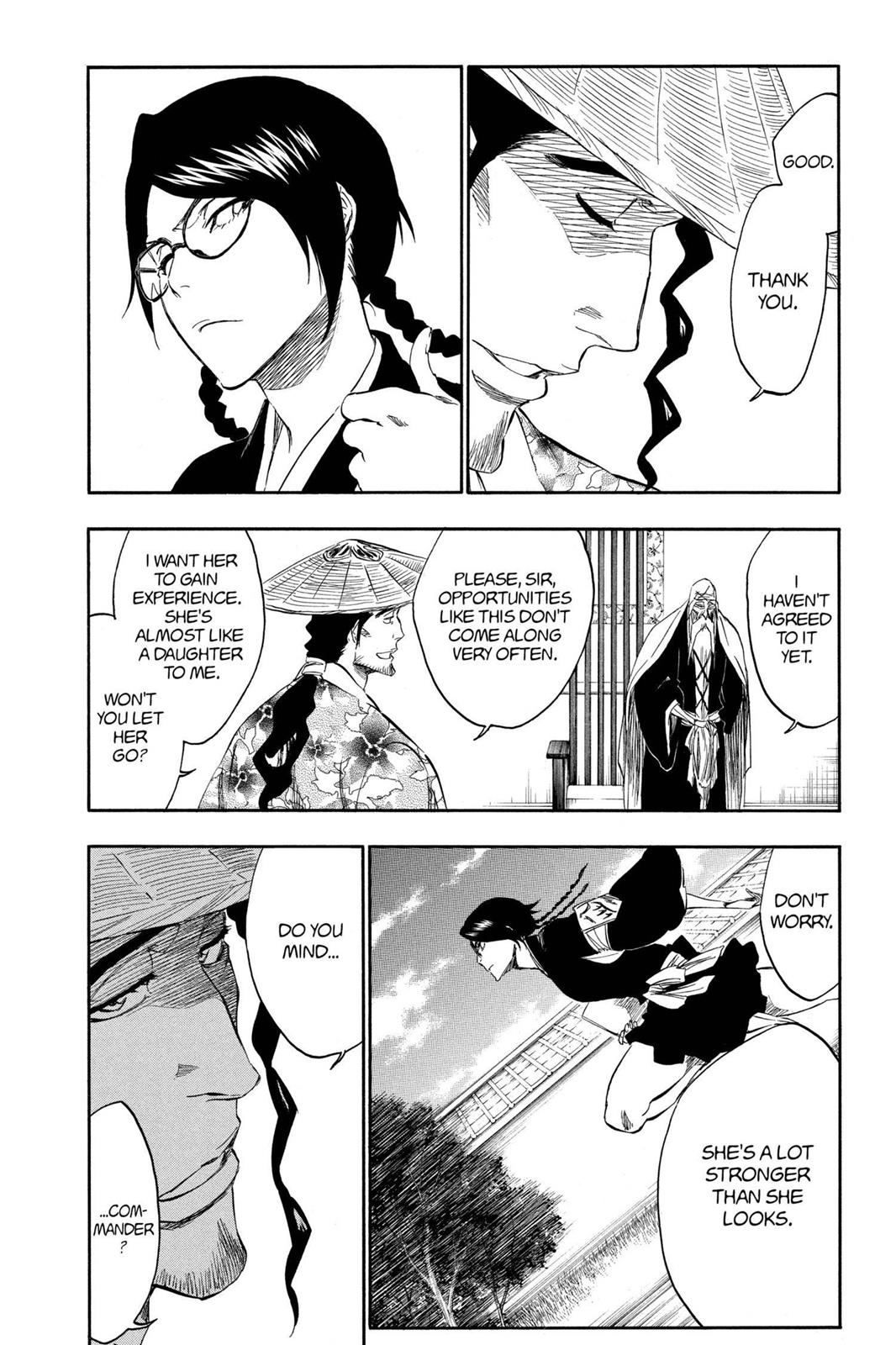 Bleach, Chapter 315.6 image 035