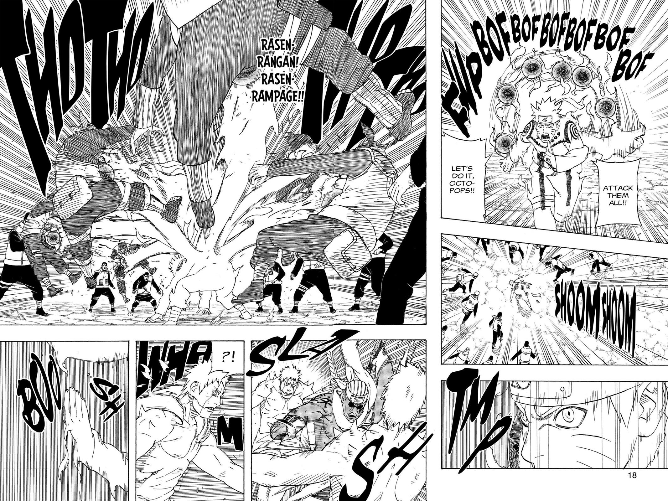 Naruto, Chapter 545 image 019