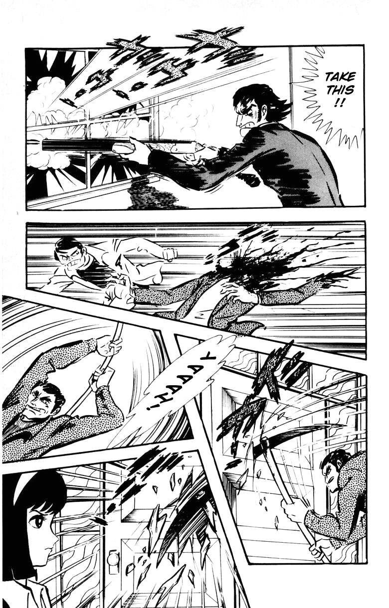 Devilman, Chapter 5 image 107