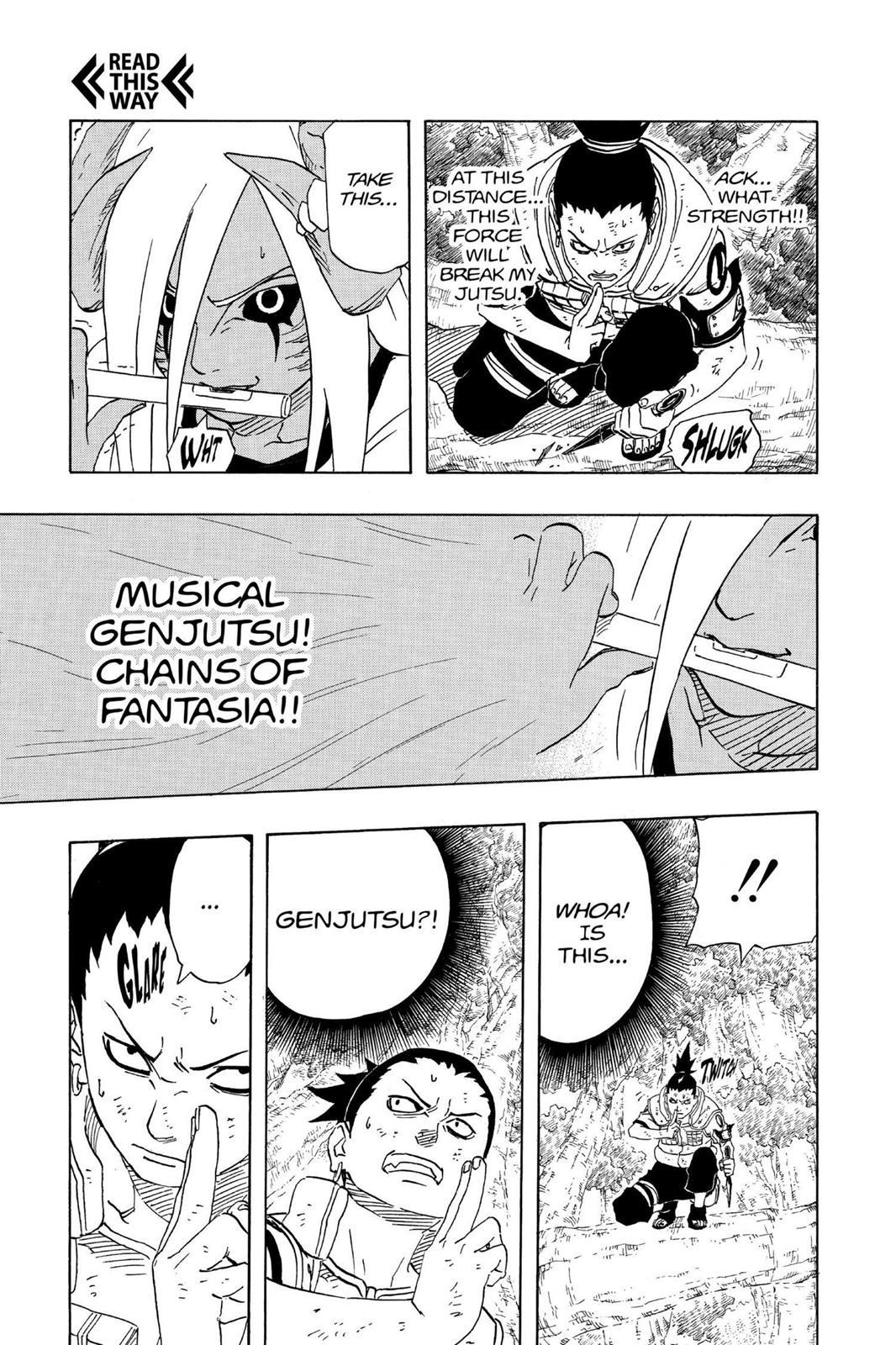 Naruto, Chapter 208 image 013