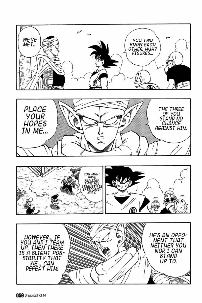 Dragon Ball, Chapter 198 image 010