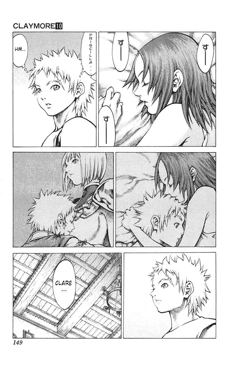 Claymore, Chapter 56 image 014