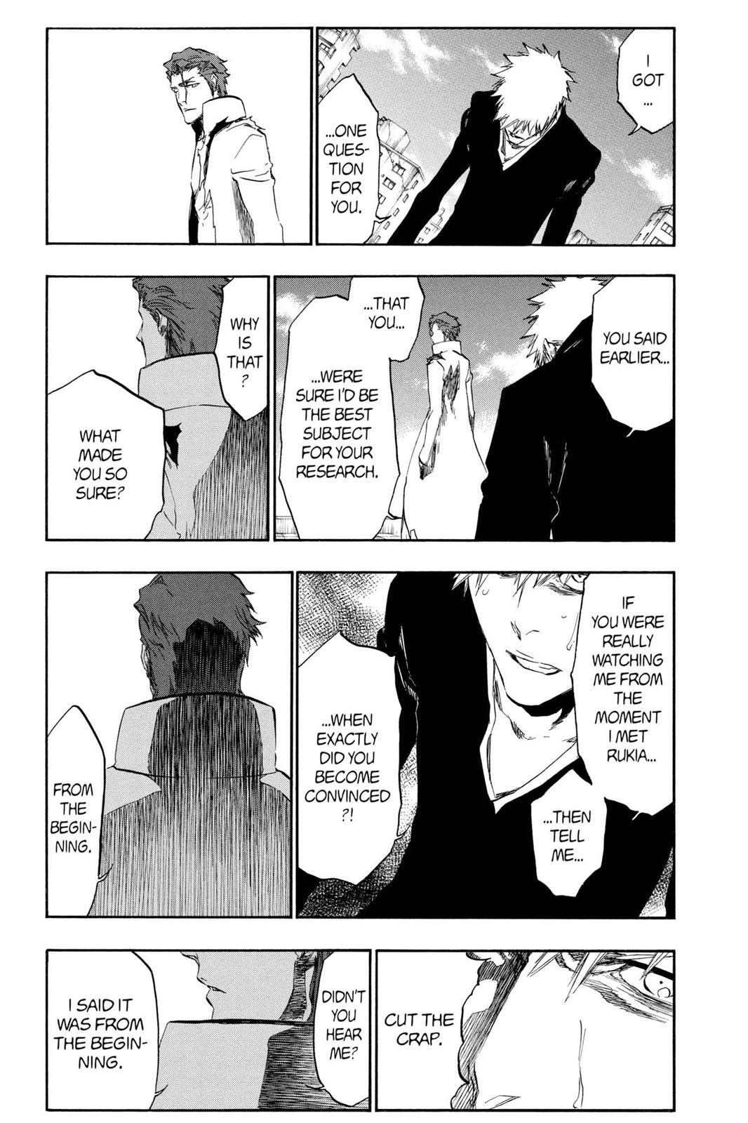 Bleach, Chapter 397 image 015