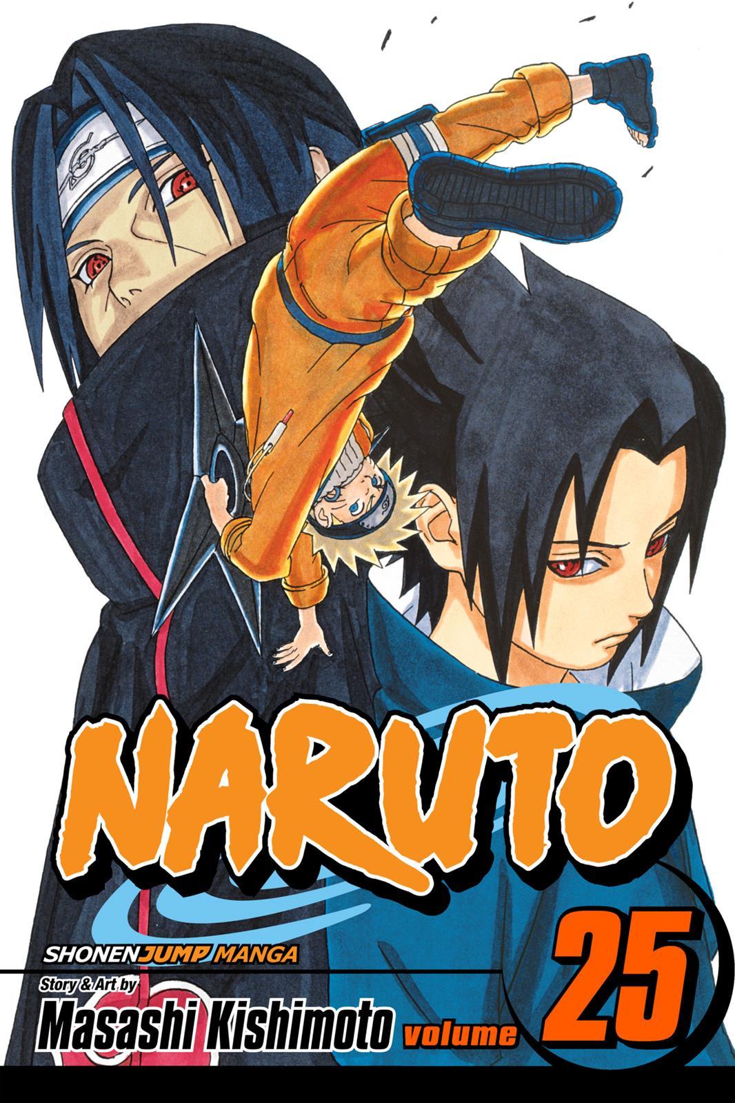 Naruto, Chapter 218 image 001