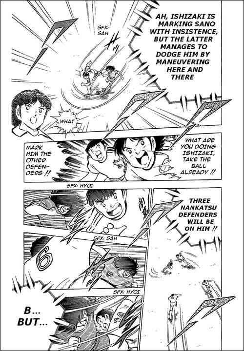 Captain Tsubasa, Chapter 66 image 022