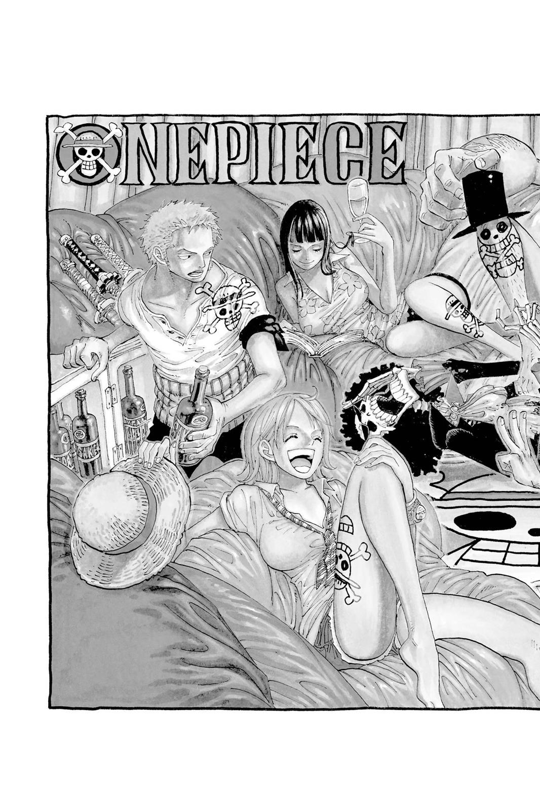 One Piece, Chapter 595 image 010