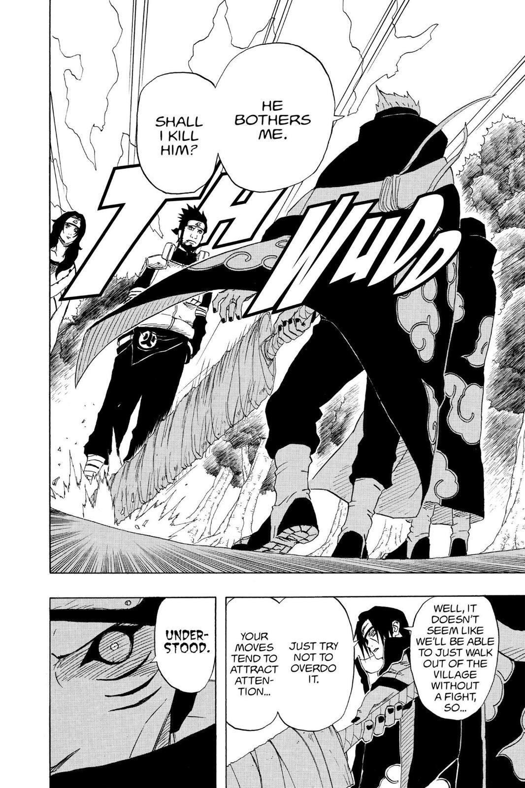 Naruto, Chapter 141 image 006