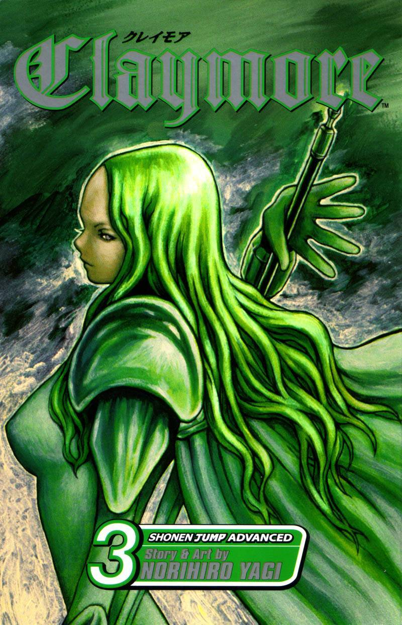 Claymore, Chapter 10 image 001