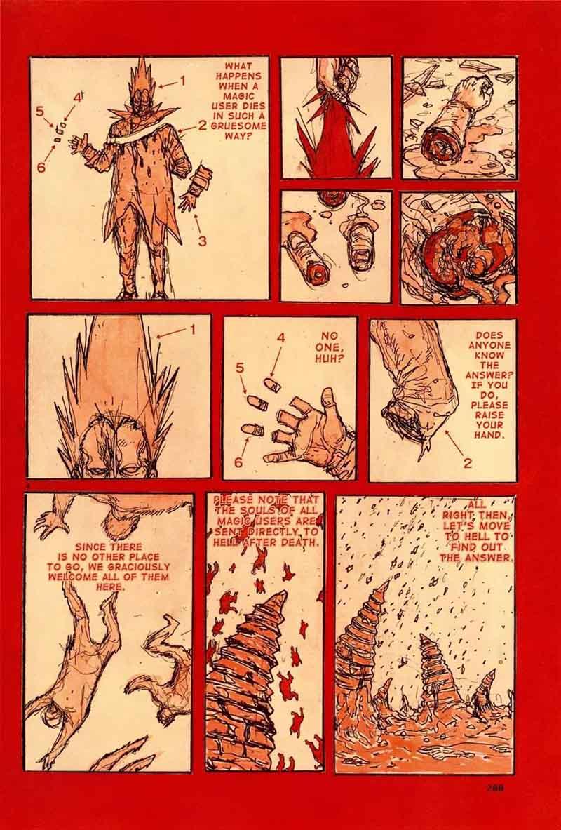Dorohedoro, Chapter 117 image 030