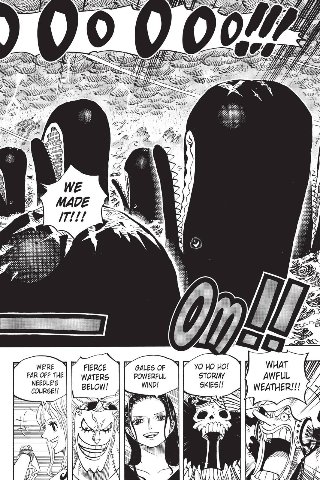 One Piece, Chapter 654 image 018