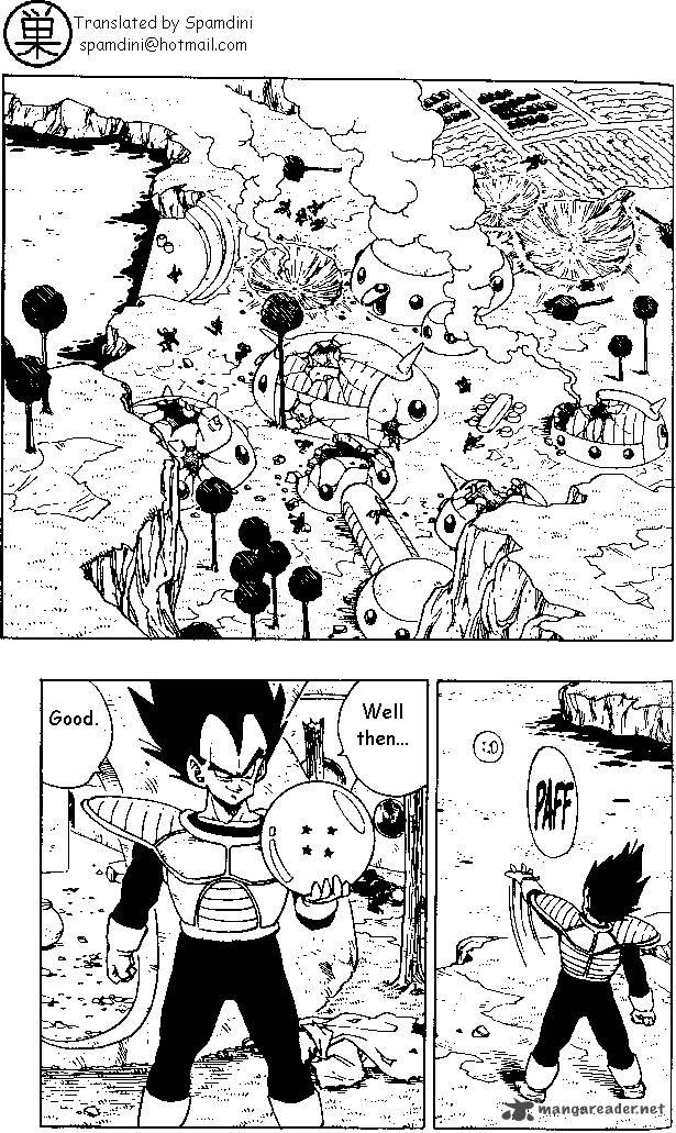 Dragon Ball, Chapter 260 image 001