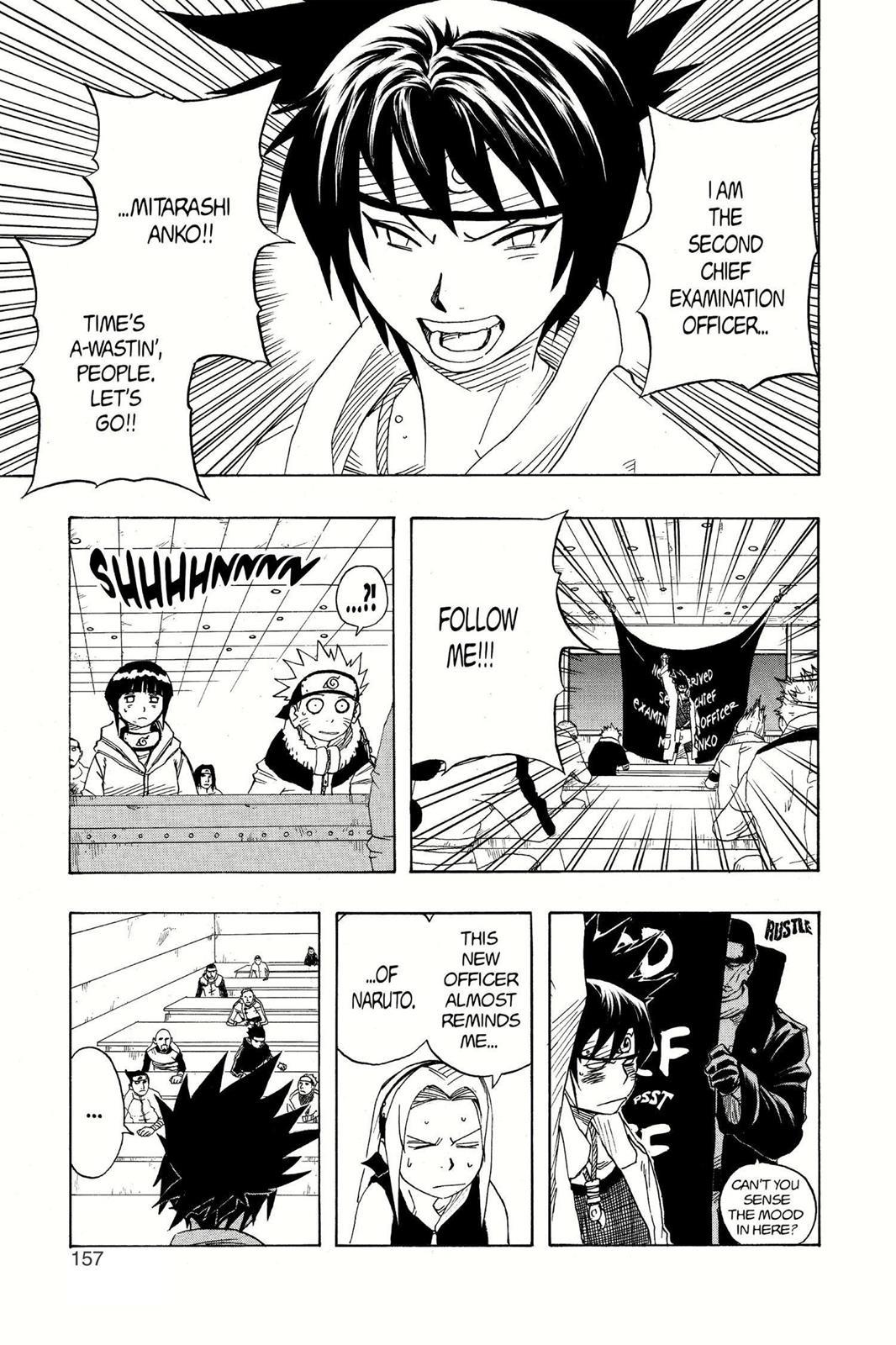 Naruto, Chapter 44 image 015