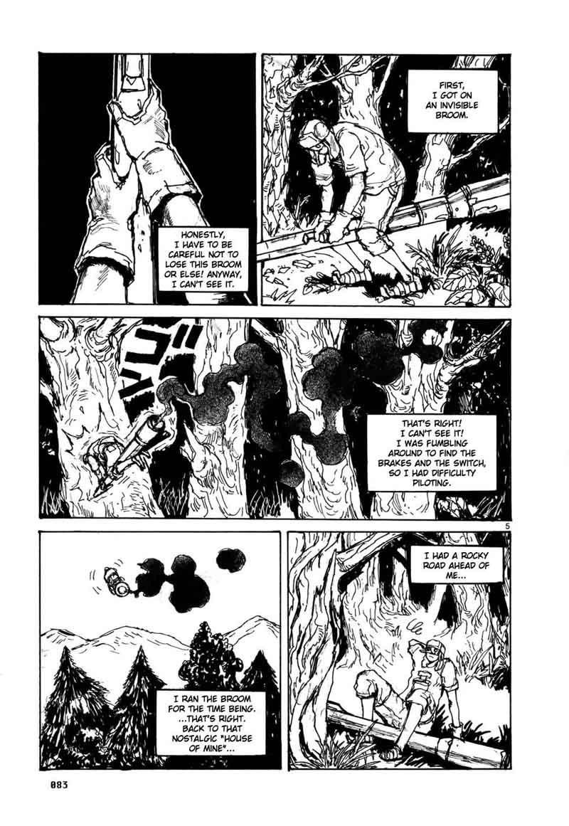 Dorohedoro, Chapter 97 image 005