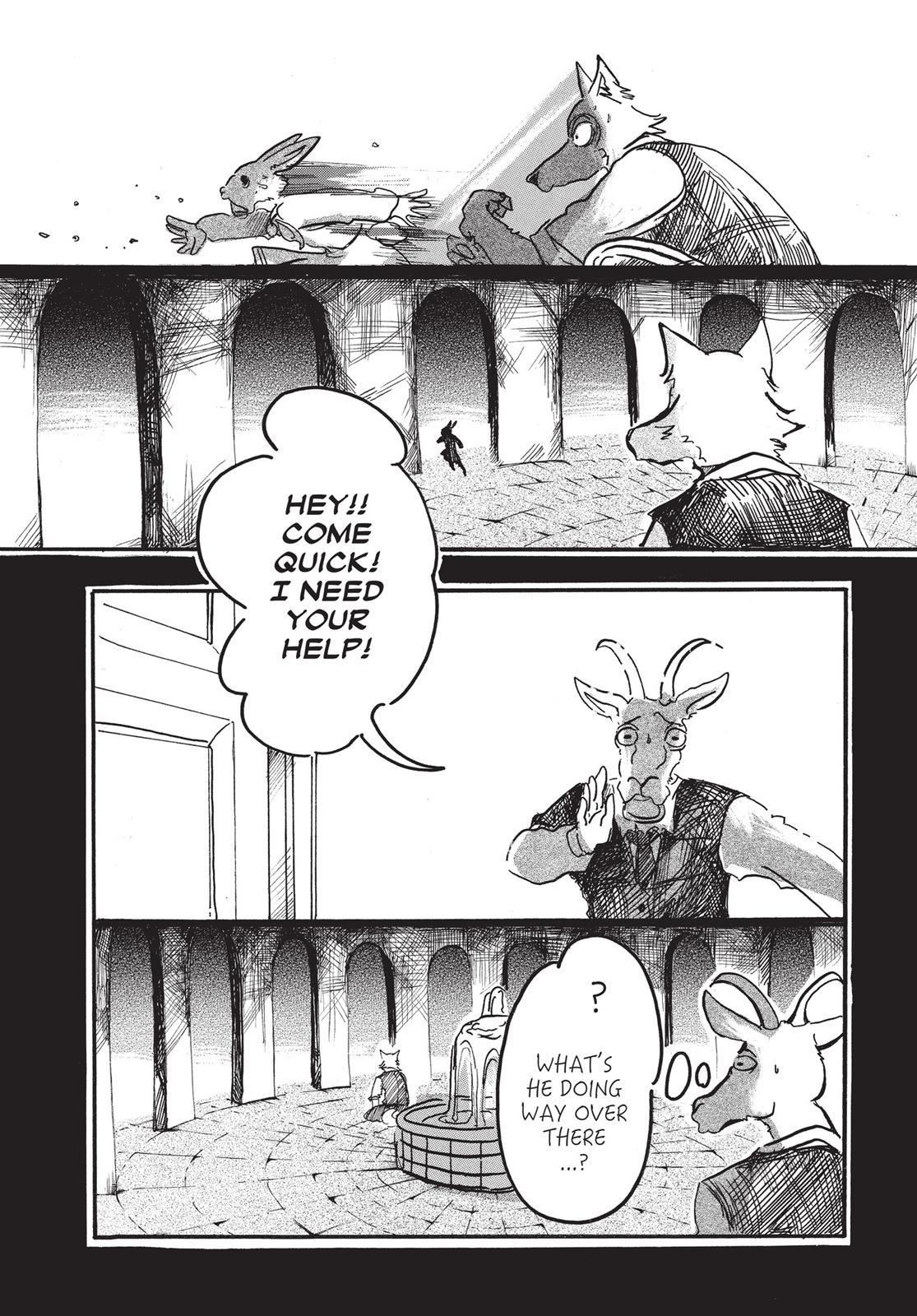 Beastars Manga, Chapter 5 image 012
