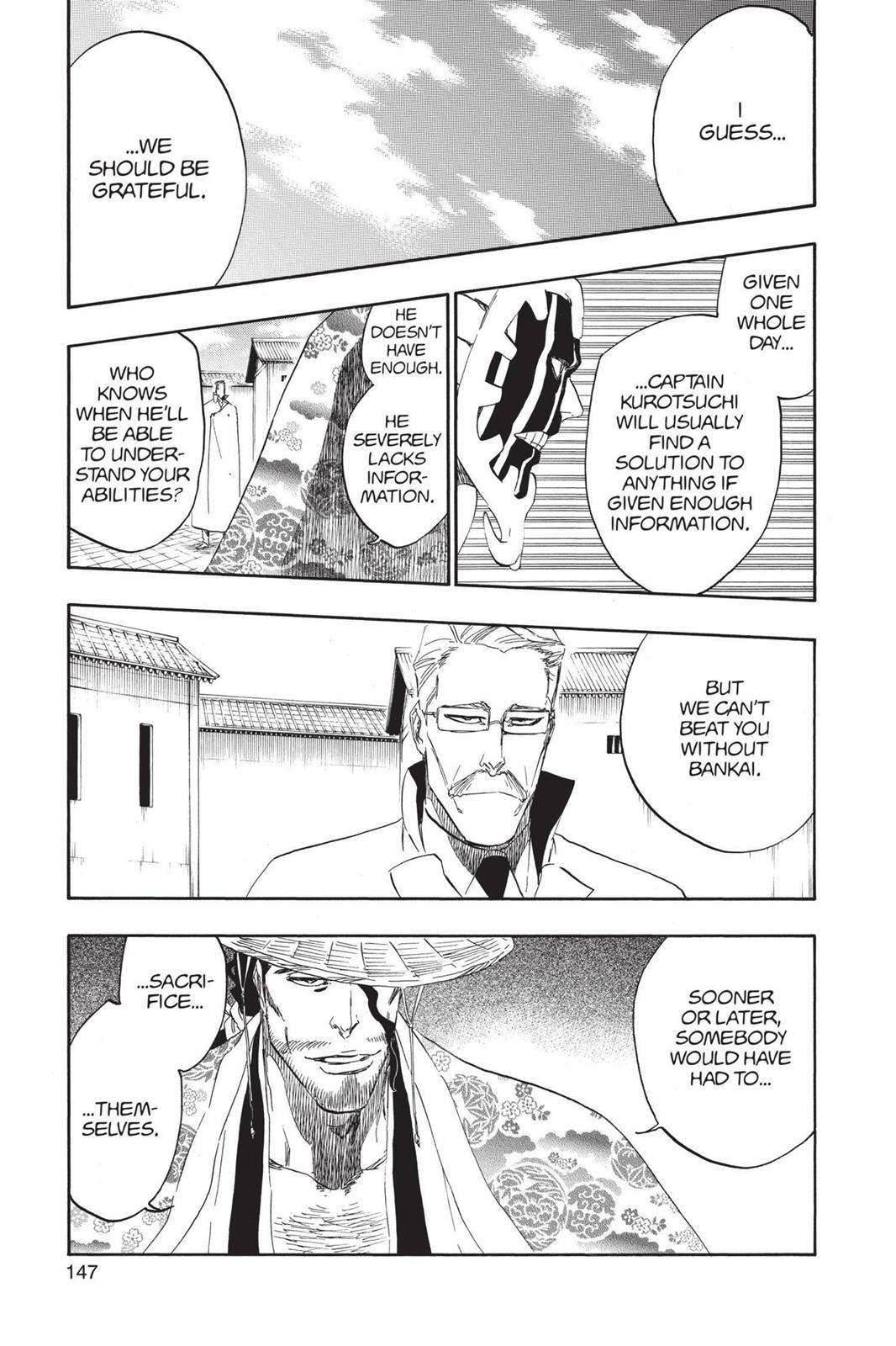 Bleach, Chapter 497 image 009