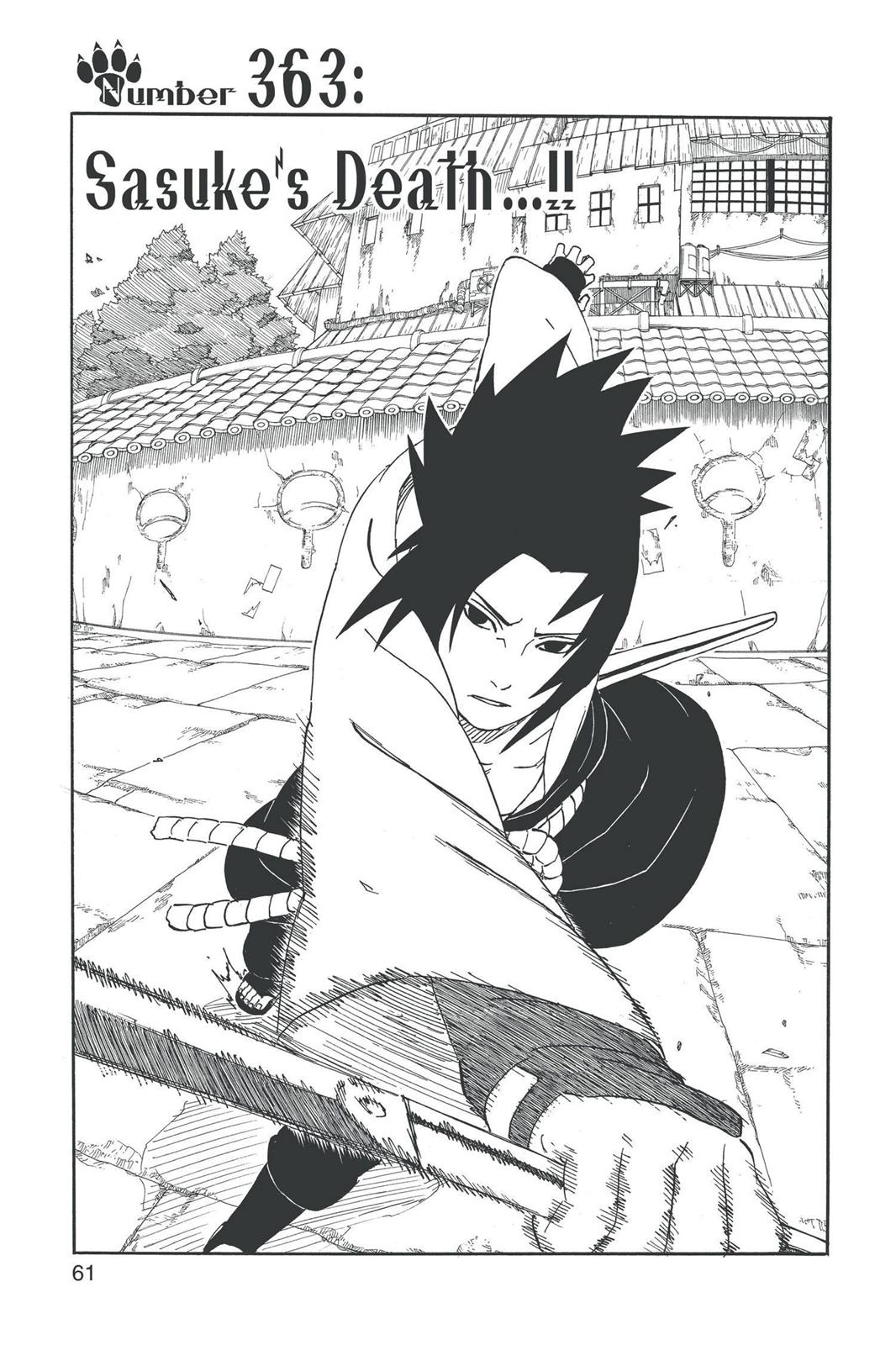 Naruto, Chapter 363 image 001