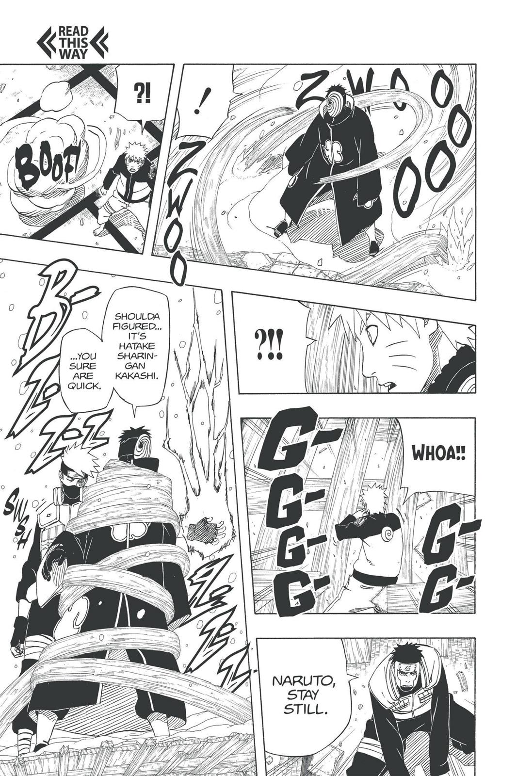 Naruto, Chapter 460 image 007