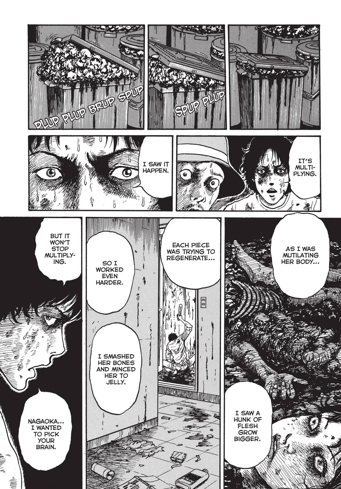 Tomie, Chapter 15 image 008
