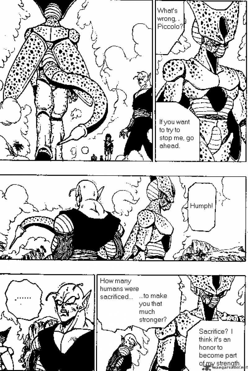 Dragon Ball, Chapter 369 image 006
