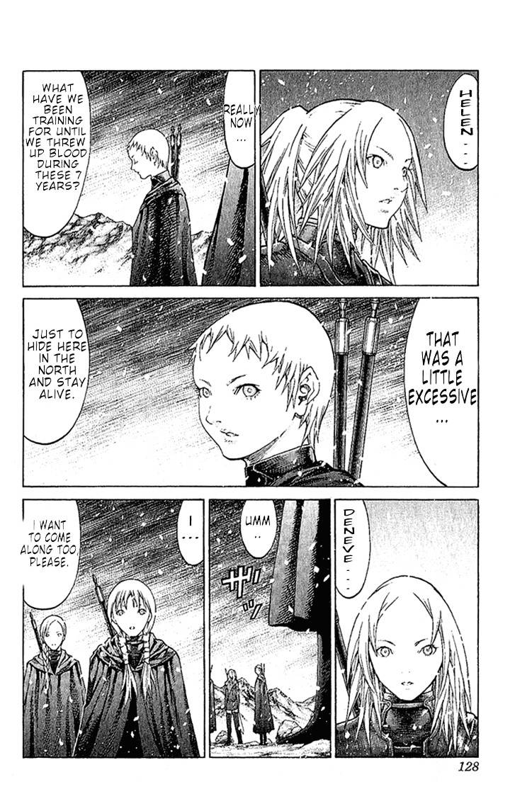 Claymore, Chapter 67 image 024