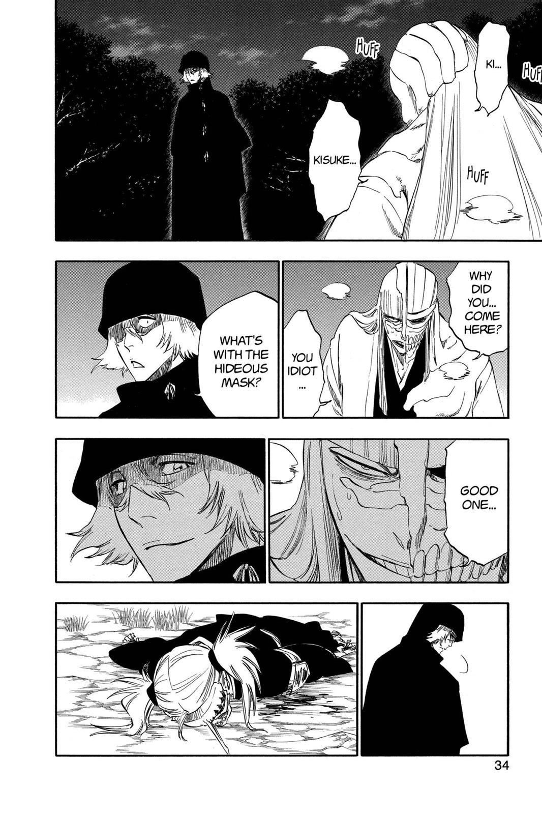 Bleach, Chapter 315.8 image 033