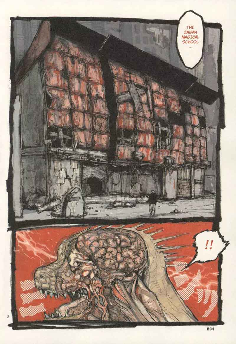 Dorohedoro, Chapter 50 image 006