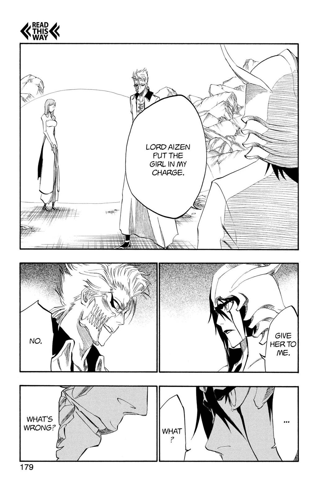 Bleach, Chapter 278 image 006