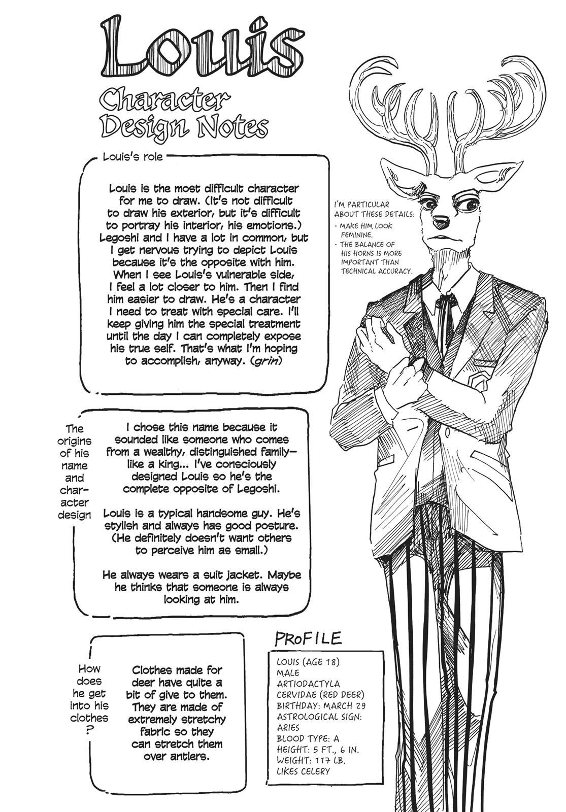 Beastars Manga, Chapter 16 image 021