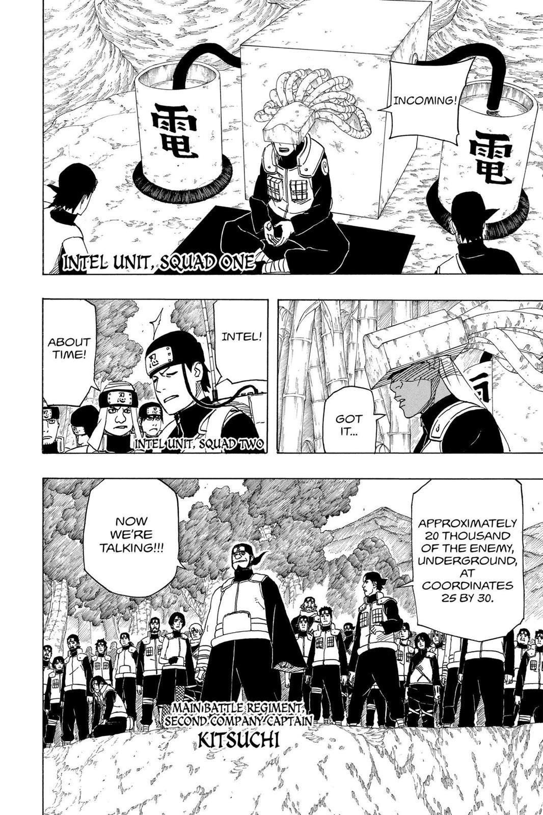 Naruto, Chapter 520 image 017
