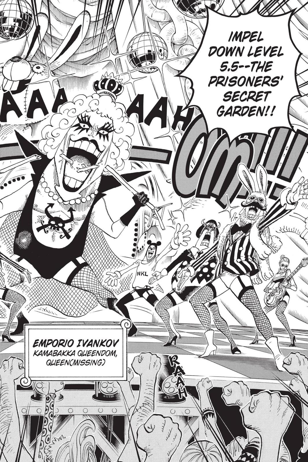 One Piece, Chapter 537 image 011