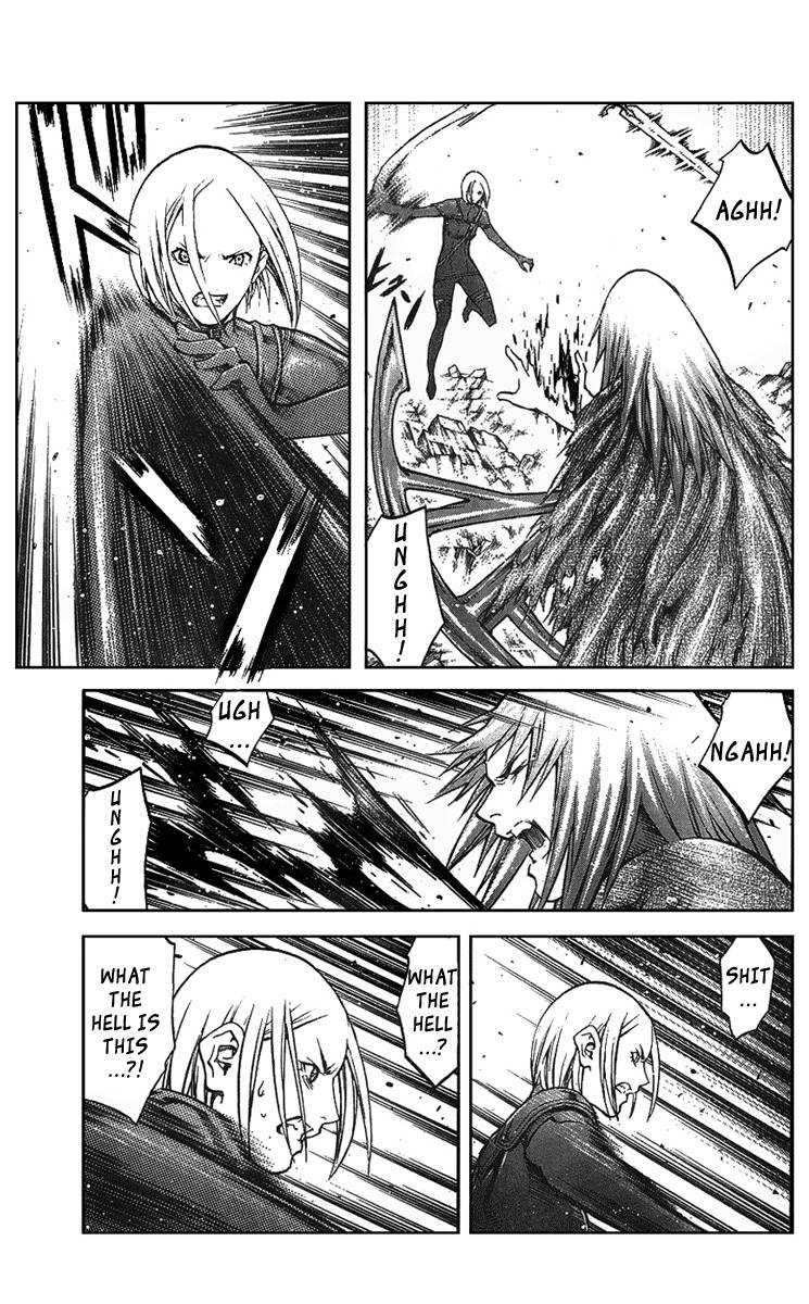 Claymore, Chapter 87 image 012