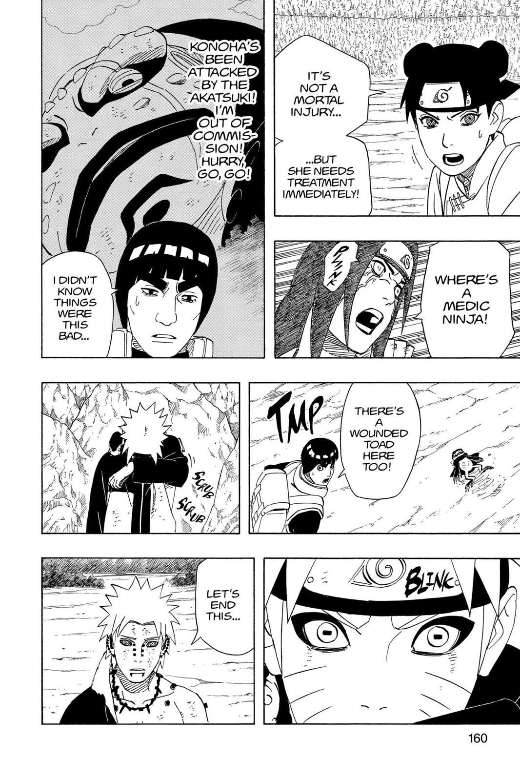 Naruto, Chapter 441 image 008