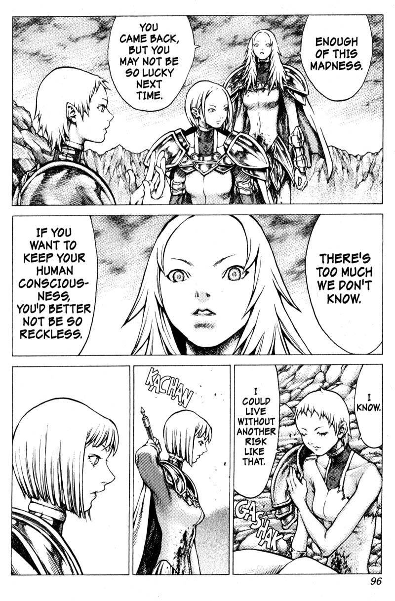 Claymore, Chapter 30 image 027