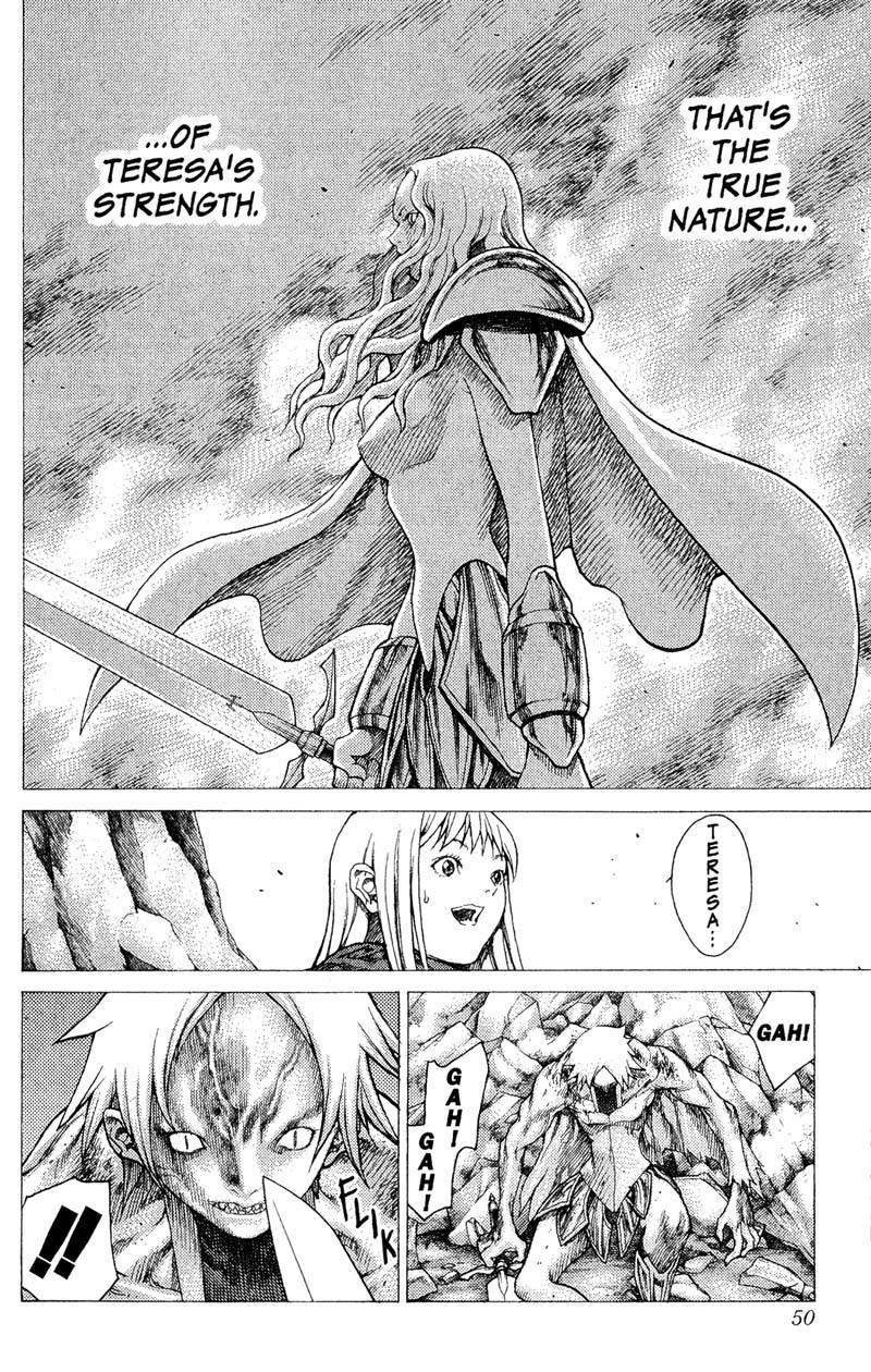 Claymore, Chapter 23 image 011