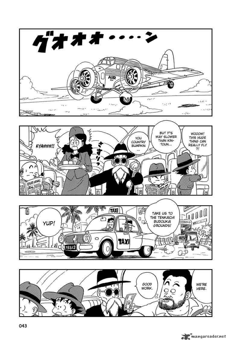 Dragon Ball, Chapter 32 image 012