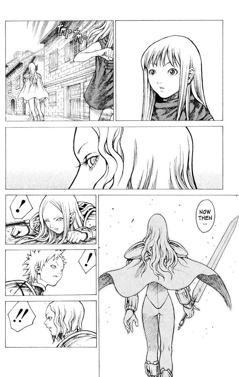 Claymore, Chapter 22 image 010