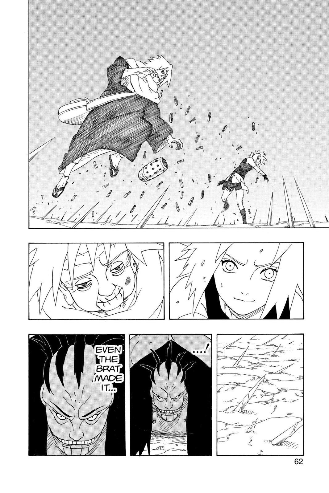 Naruto, Chapter 265 image 016