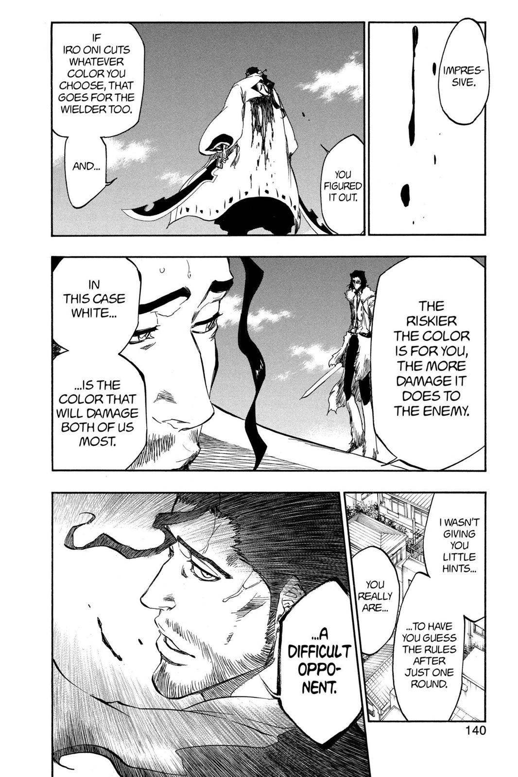 Bleach, Chapter 374 image 014