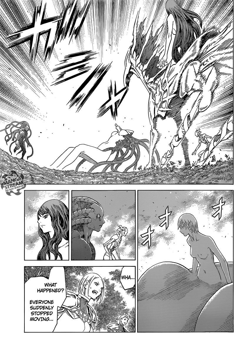 Claymore, Chapter 143 image 012
