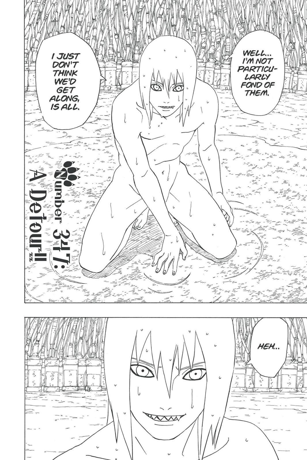 Naruto, Chapter 347 image 002