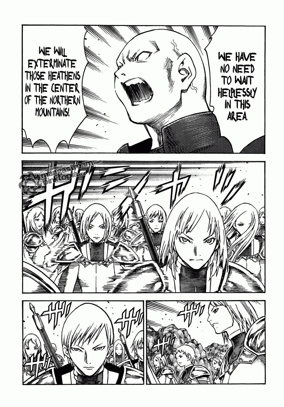 Claymore, Chapter 113 image 014