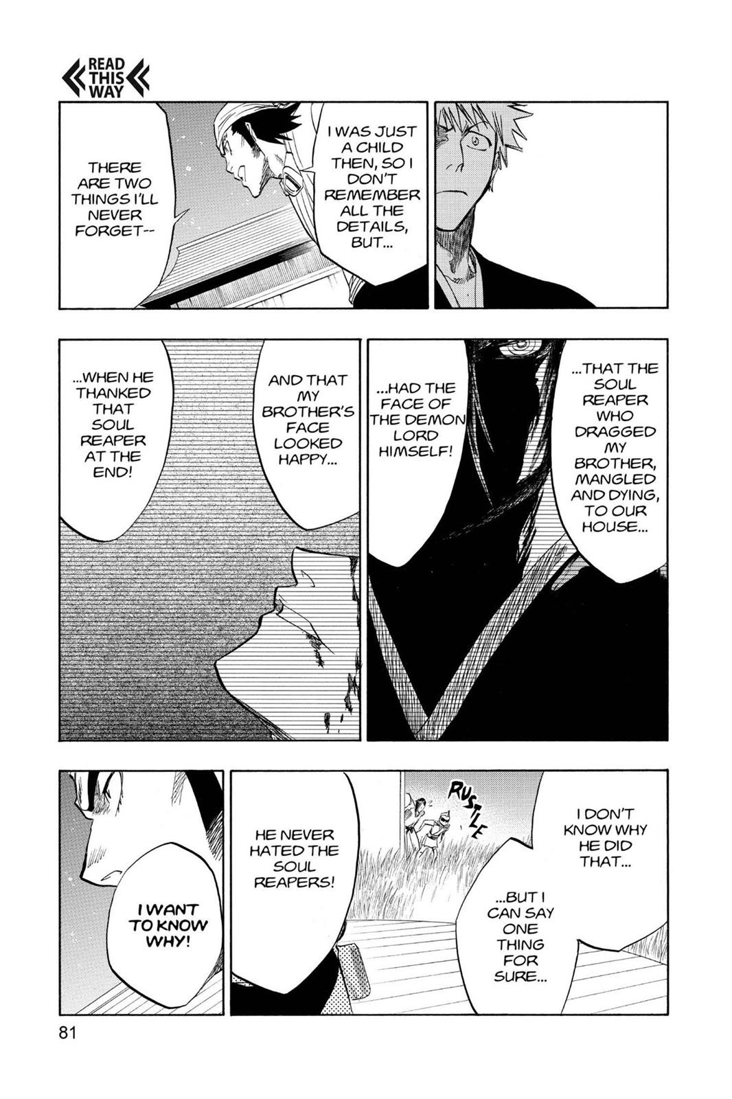 Bleach, Chapter 83 image 015