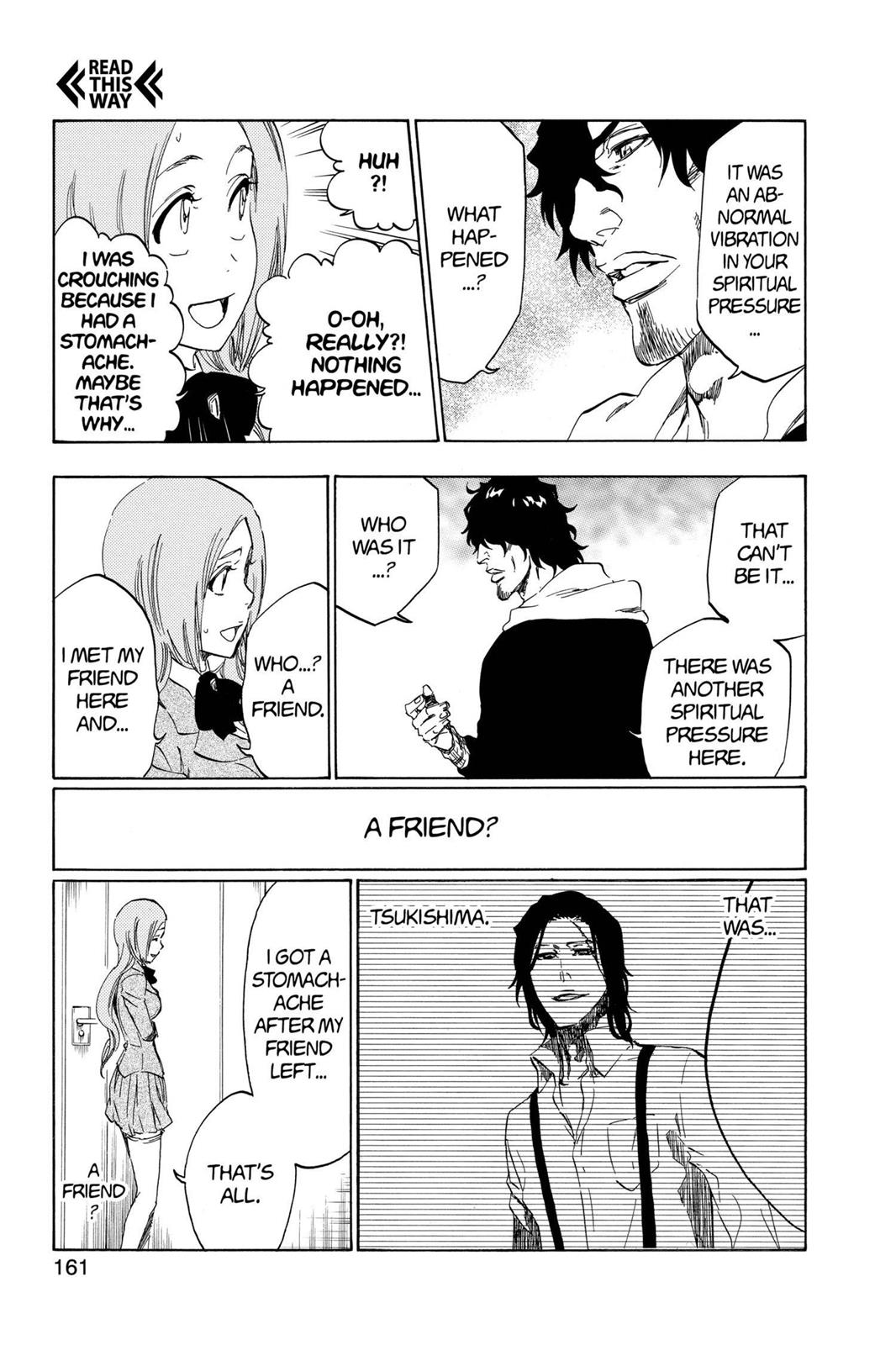 Bleach, Chapter 440 image 011