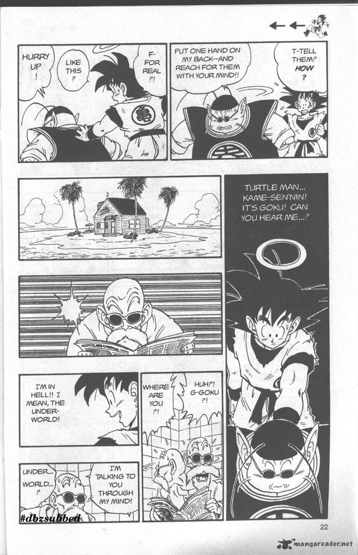 Dragon Ball, Chapter 212 image 007
