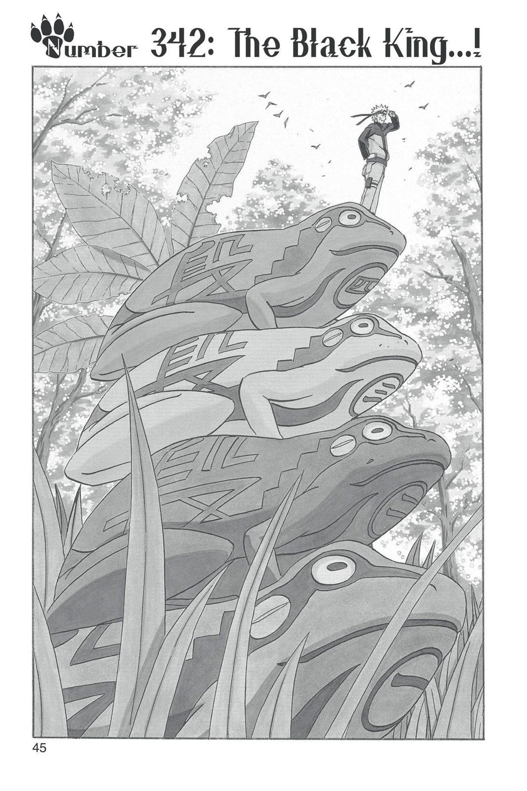 Naruto, Chapter 342 image 001