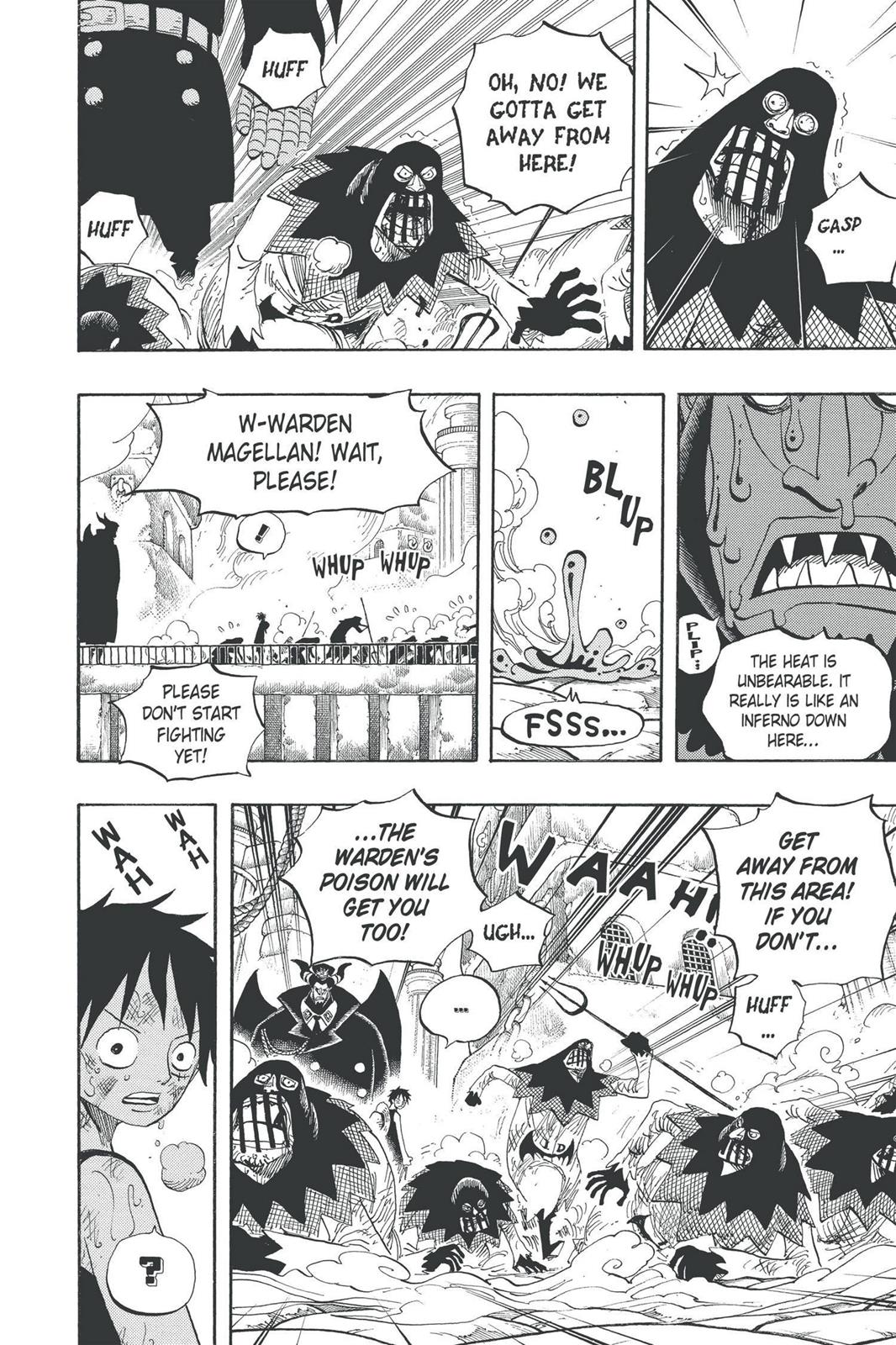 One Piece, Chapter 534 image 002