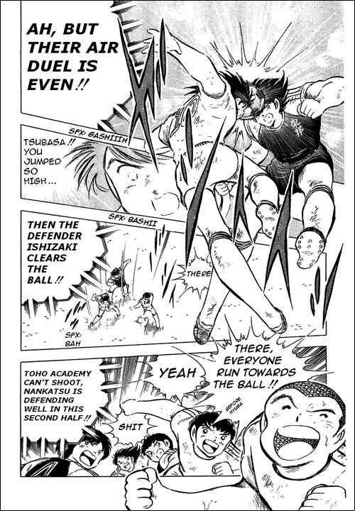 Captain Tsubasa, Chapter 80 image 006