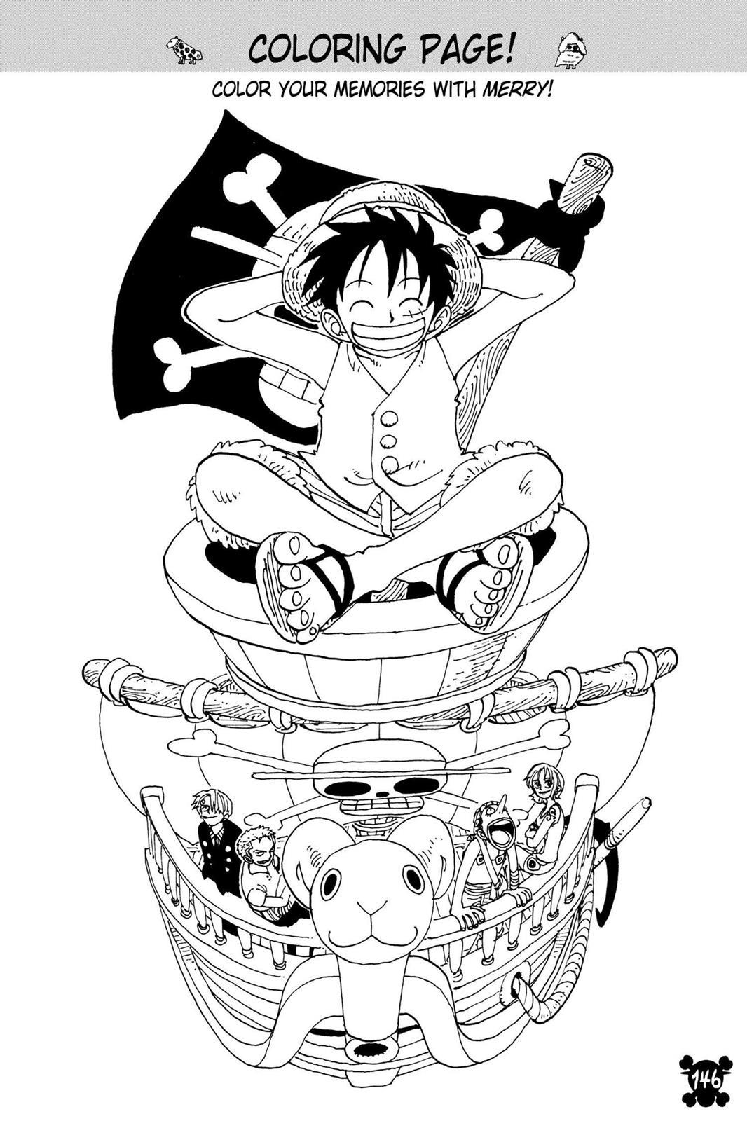 One Piece, Chapter 466 image 020