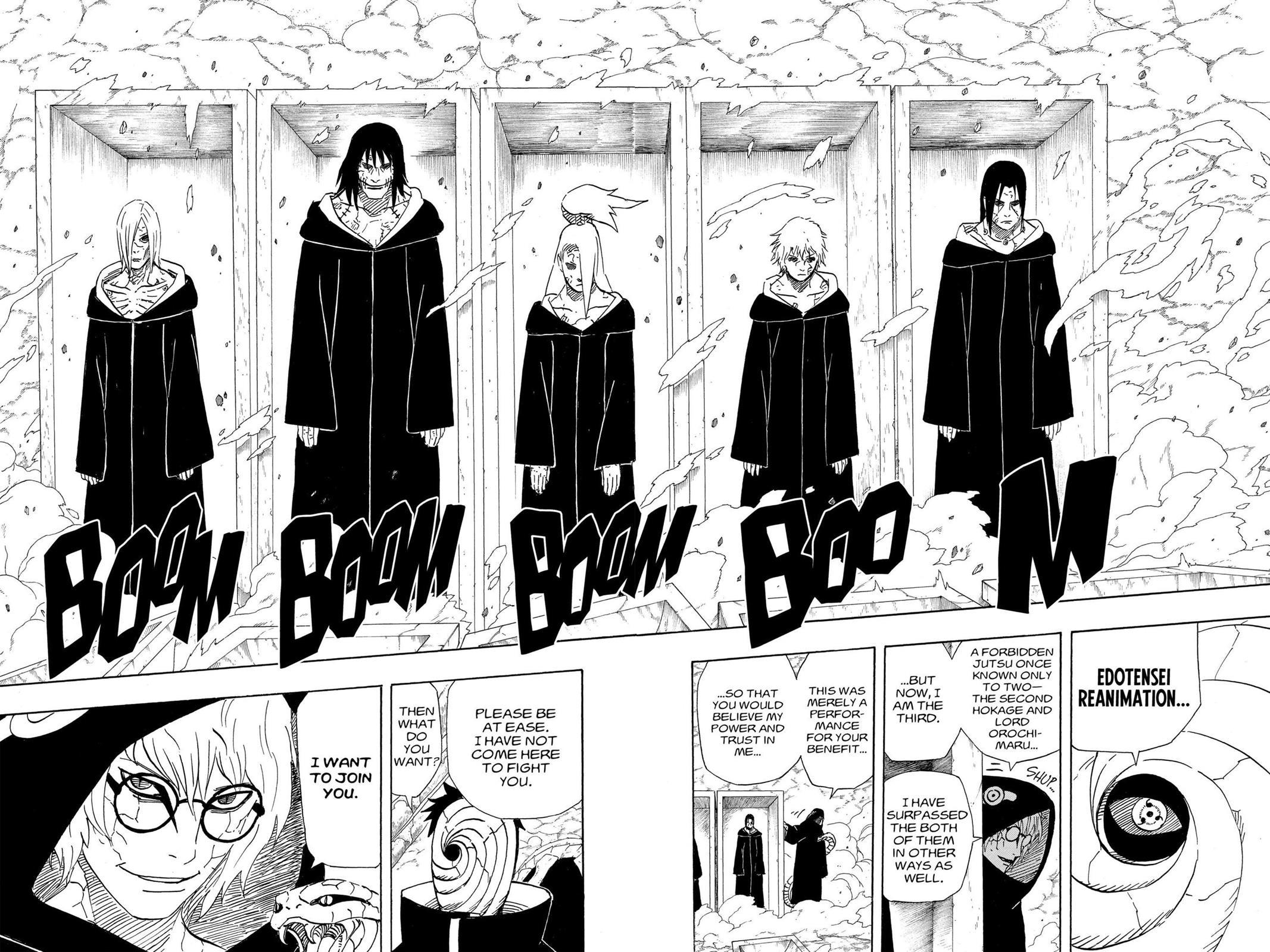 Naruto, Chapter 489 image 019